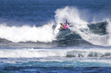 Johanne Defay Margaret River Pro 2018 en live sur Ride And Slide