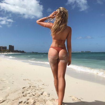 Bree kleintop natalie roser gabrielle epstein sarah kohan sjana earp naked nude thong bikini string hot sexy surf ass