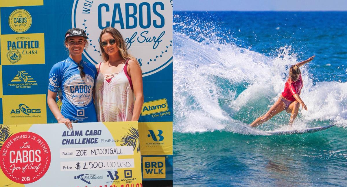 Ride the Wave || Alana Blanchard | Surfista
