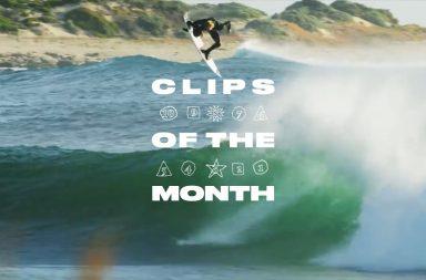 clip du mois d'aout 2018 par surfer.com