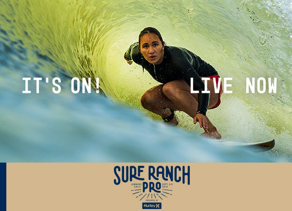 Surf Ranch Pro 2018 live wsl