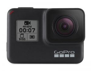 test complet gopro hero 7 black