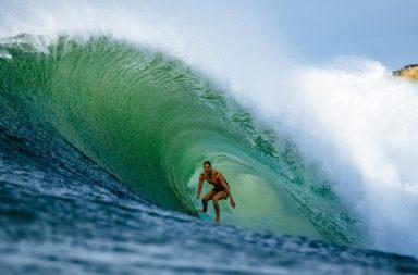 Stephanie Gilmore championne du monde de surf 2018