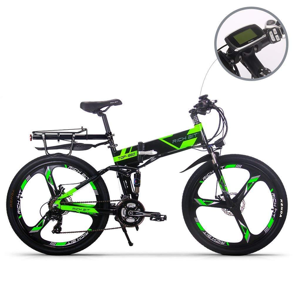 idées cadeaux noël 2018, le vélo électrique Rich Bit