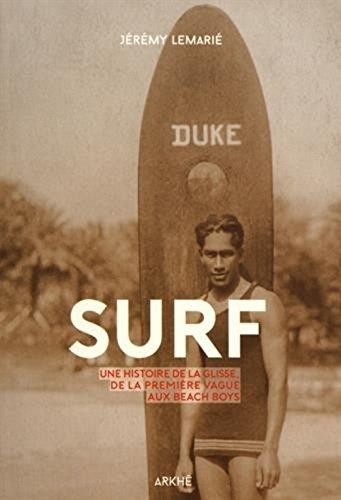 top 10 des livres de surf - Surf