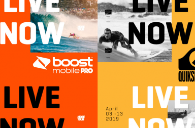 Quiksilver Pro & Boost Mobile Pro Gold Coast en live sur ride and slide