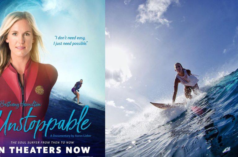 Alana Blanchard surfe encore - Ride And Slide