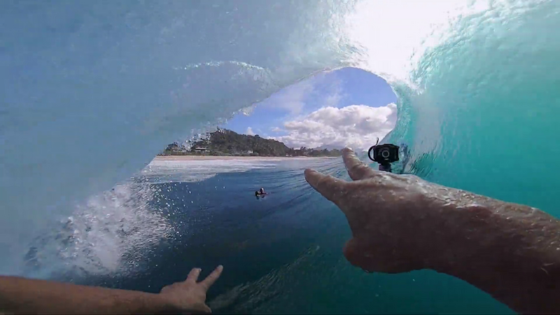 Top 10 du surf en GoPro JOB's winter Jamie O'Brian