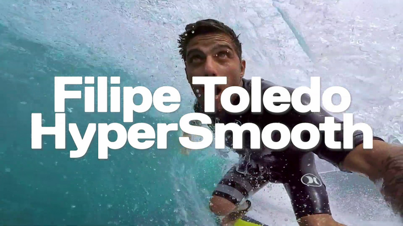 Top 10 du surf en GoPro filipe toledo
