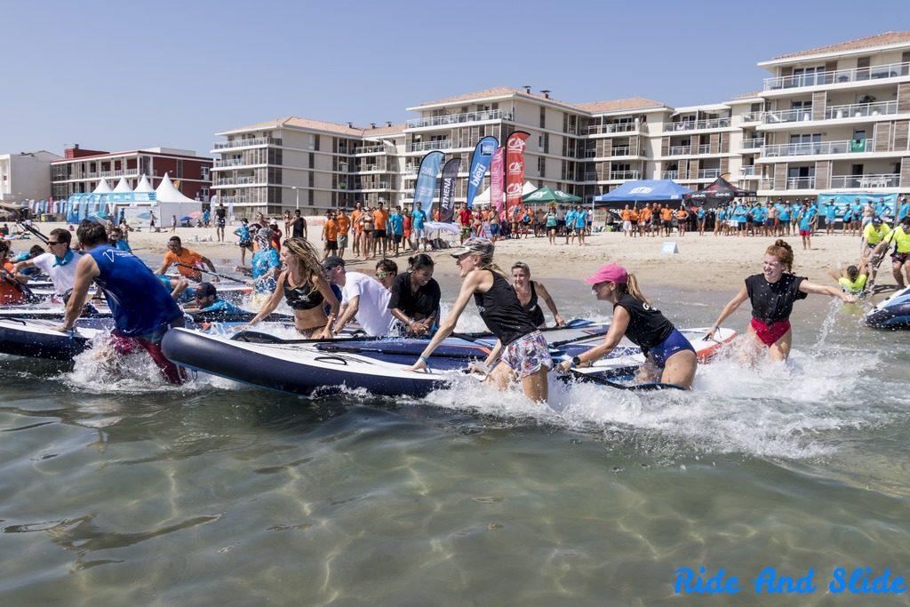 204 400€ collectés lors des 24H SAINT-PIERRE à Palavas-les-flots