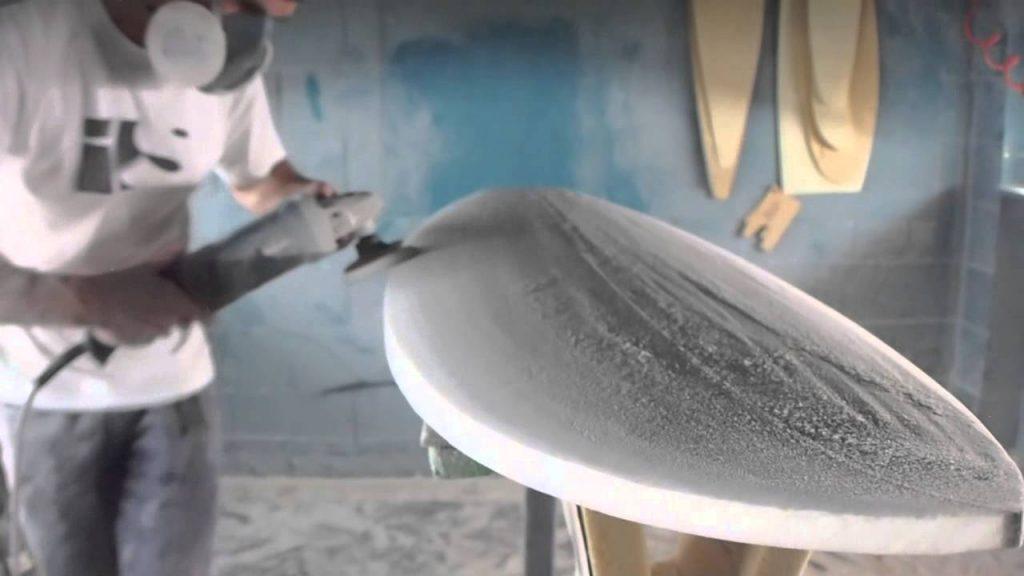 shape surfboard longboard shortboard fabrication surf