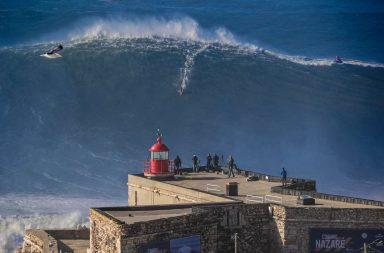 Nuit de la glisse 2019 festivals Nazare big waves