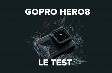 Gopro hero8 hero 8 le test complet
