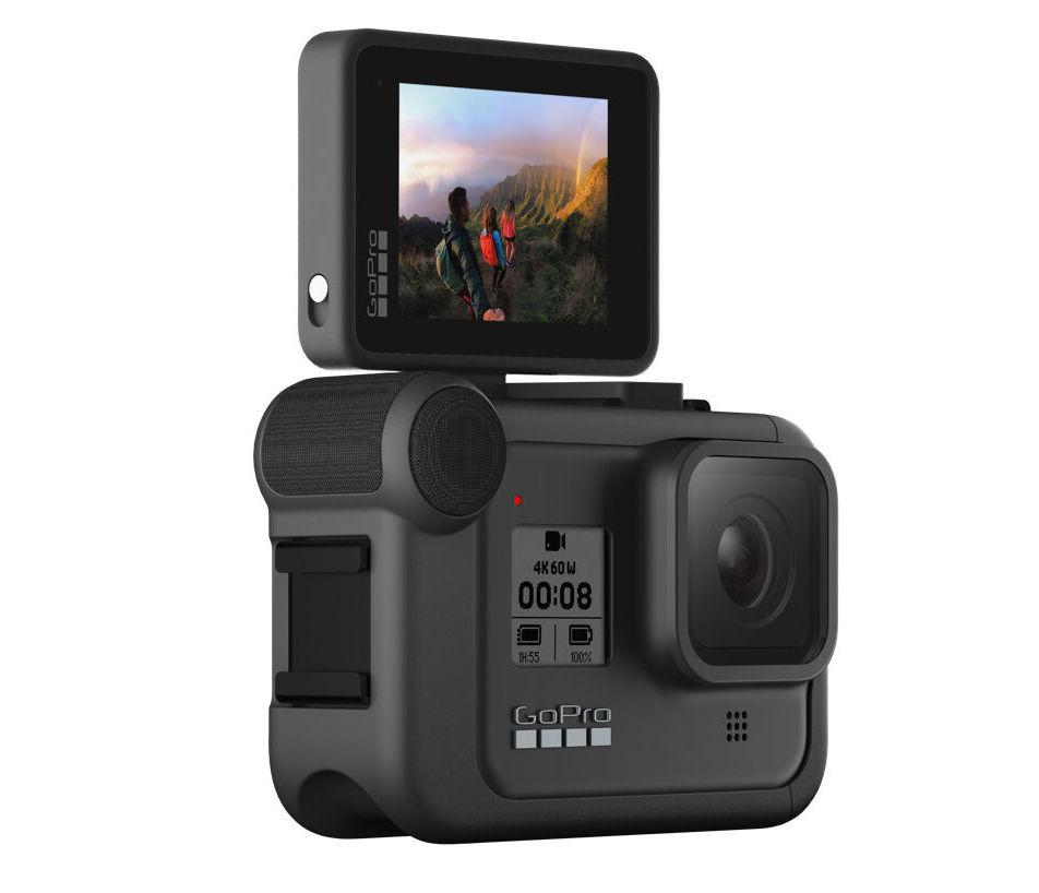 GoPro HERO 8 : le test complet module d'affichage