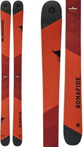 top 5 skis all-mountain Blizzard Bonafi