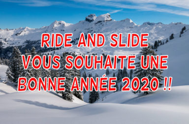 Best of Ride And Slide bonne année 2020