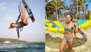 paula-novotna kitesurf kitesurfingkiteboard kiteboarding string thong bikini ass nude hot