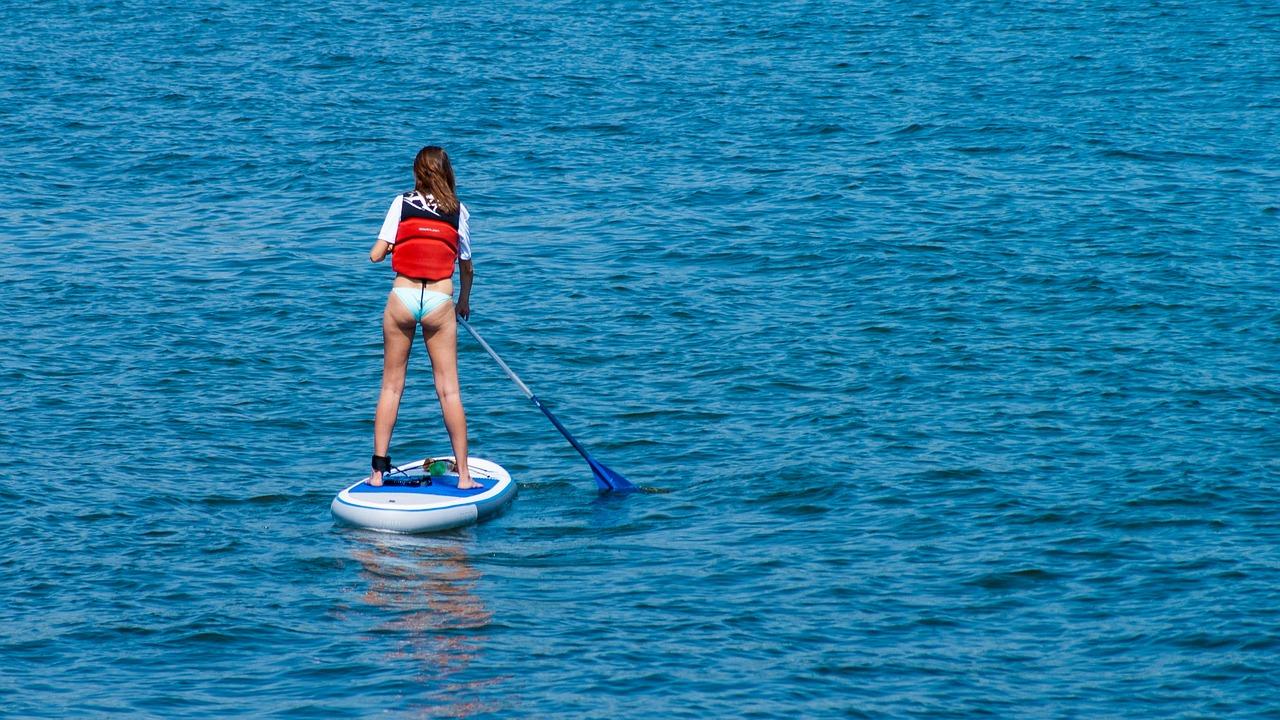 qu'est-ce que le sup stand up paddle