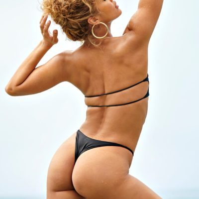 jasmine sanders si swimsuit-2020 string thong bikini ass nude hot topless