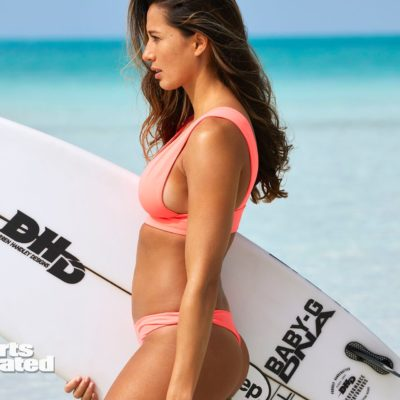malia manuel si swimsuit-2020 string thong bikini ass nude hot topless