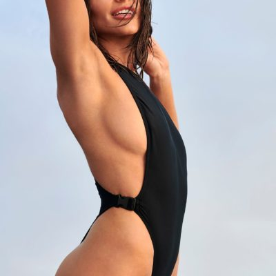 olivia culpo si swimsuit-2020 string thong bikini ass nude hot topless