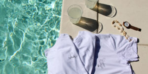 studio rivage label textile t-shirt