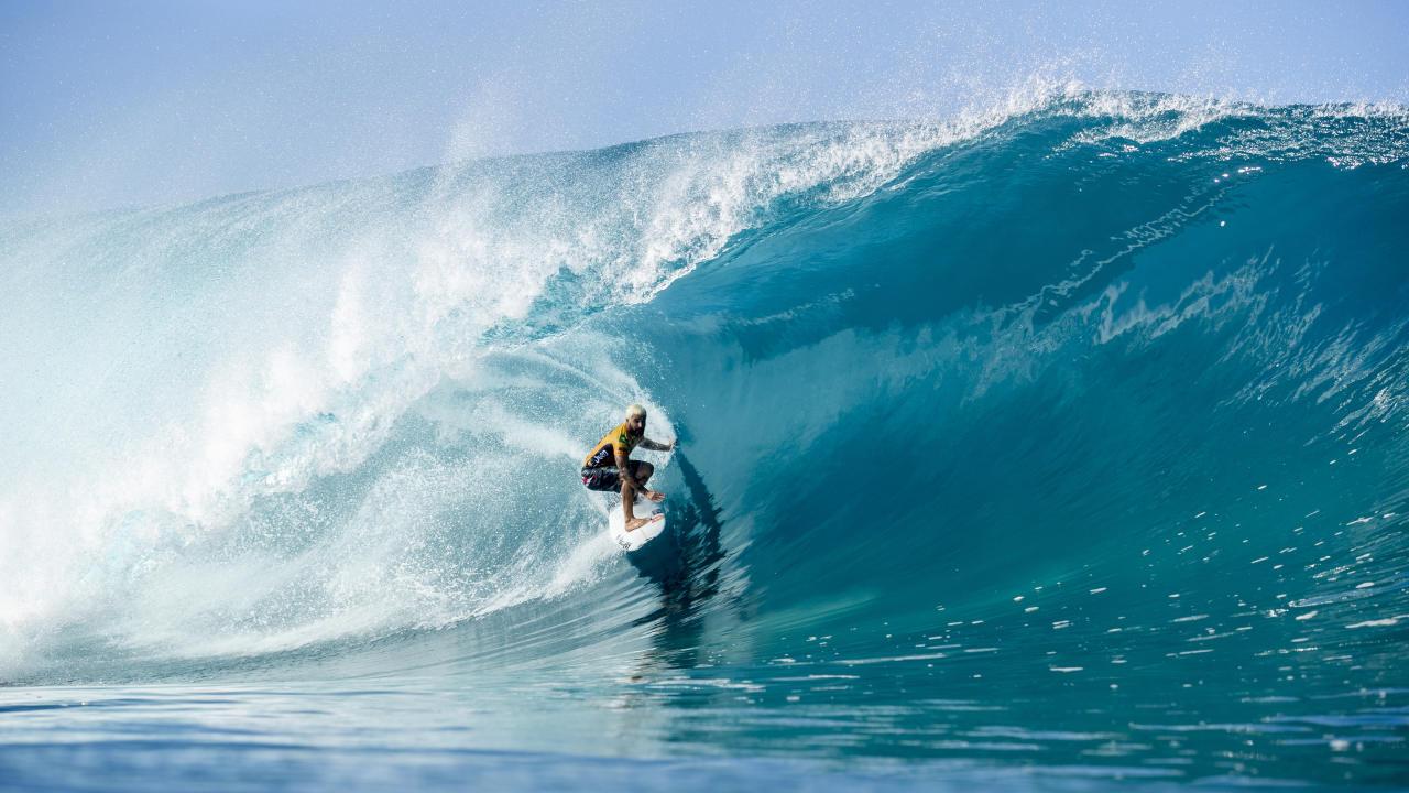 italo ferreira billabong pipe masters 2020 hawai