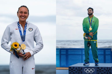 italo ferreira carissa moore champions olympiques tokyo 2020
